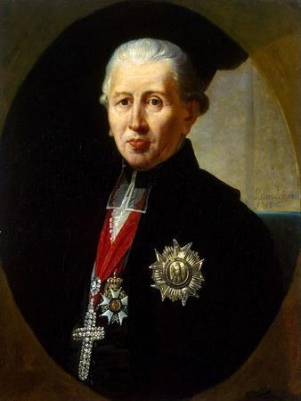 Portrait of Karl Theodor Von Dalberg, (1744-181), 1811