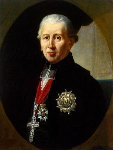 Portrait of Karl Theodor Von Dalberg, (1744-181), 1811 by Robert Lefevre