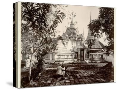 Wat Pho, 1890