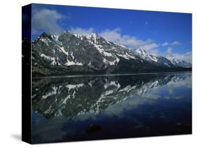 Mountain Reflection at Jenny Lake