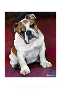 Bulldog Baby by Robert Mcclintock