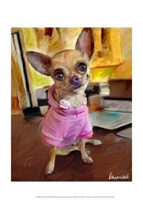 Chihuahua Bella by Robert Mcclintock