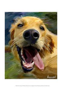 Golden Tongue by Robert Mcclintock