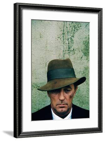 Robert Mitchum, Ryans Daughter, 1970--Framed Photographic Print