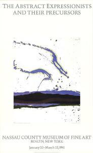By the Sea by Robert Motherwell