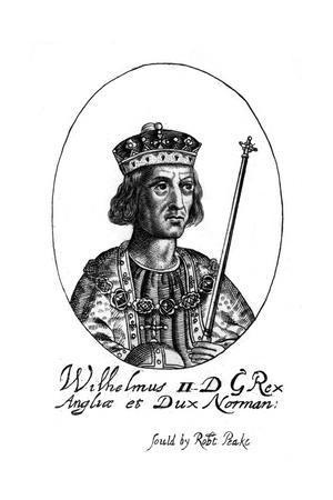 King William II