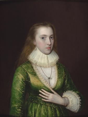 Portrait of Mary Darrell