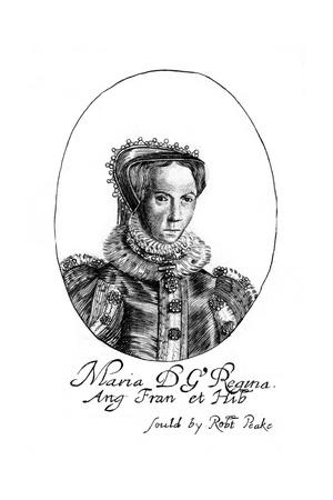 Queen Mary I of England