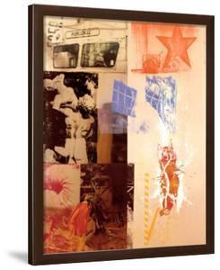 Favor Rites, 1988 by Robert Rauschenberg