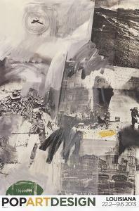 Tideline by Robert Rauschenberg