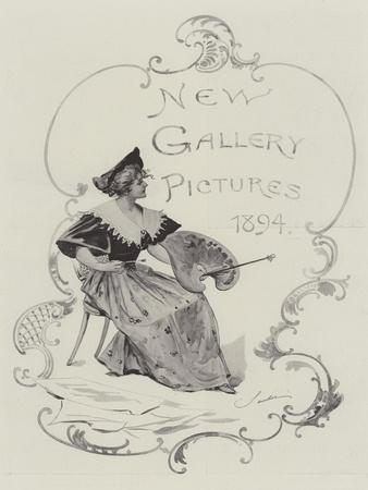 New Gallery Pictures, 1894
