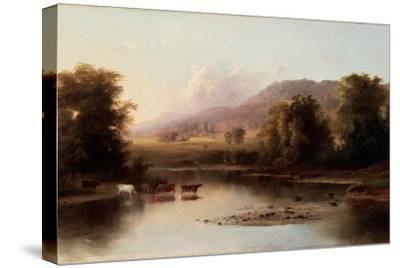 View of the St. Anne's River, 1870