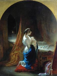 The Evening Star, 1846 by Robert Scott Lauder