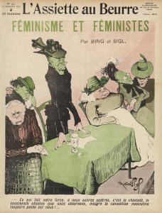 An Unsympathetic View of Feminists by Robert Sigl