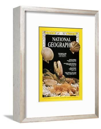 Cover of the March, 1969 National Geographic Magazine