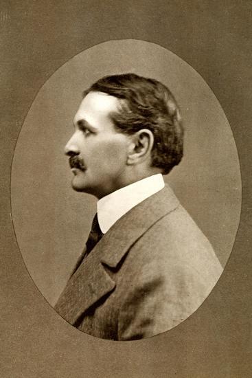 Robert Smythe Hichens, English Journalist and Novelist, 1908-RA Reaks-Giclee Print