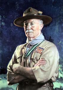 Robert Stephenson Smyth Baden-Powell, Lst Viscount Baden-Powell, English Soldier