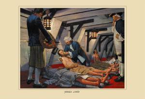 James Lind by Robert Thom