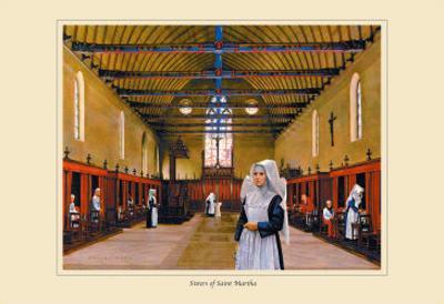 Sisters of Saint Martha by Robert Thom