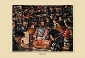 Vesallus by Robert Thom