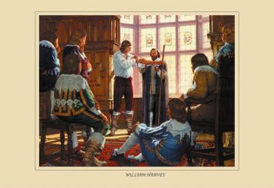 William Harvey by Robert Thom
