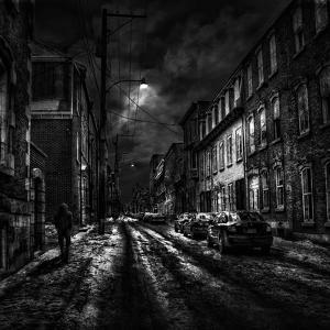 I Walk Alone by Robert Thomson