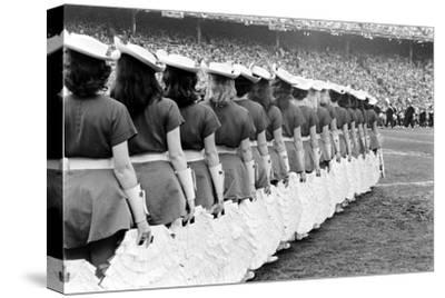 Cotton Bowl Cheerleaders
