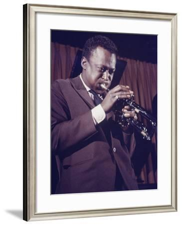 Jazz Musican, Miles Davis