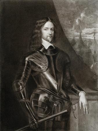 Henry Ireton, English General, 17th Century