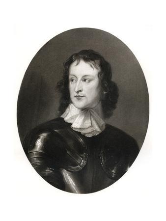 John Lambert, English Soldier, 17th Century