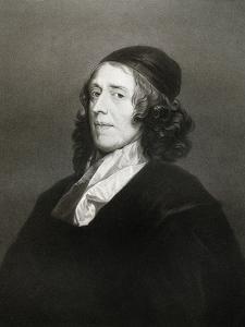 John Owen, English Theologian, 17th Century by Robert Walker