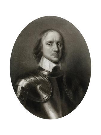 Oliver Cromwell, English Military Leader and Politician