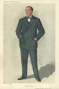 The Right Honourable Sir Edward Carson by Robert Wallace Hester