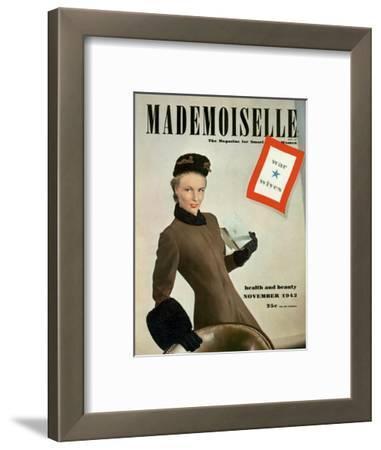 Mademoiselle Cover - November 1942