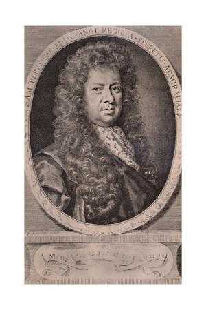 Samuel Pepys, English diarist and naval administrator, c1690 (1894)