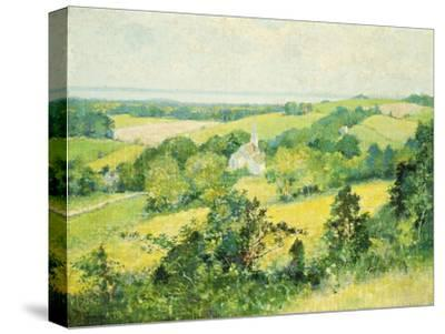 New England Hills, 1901