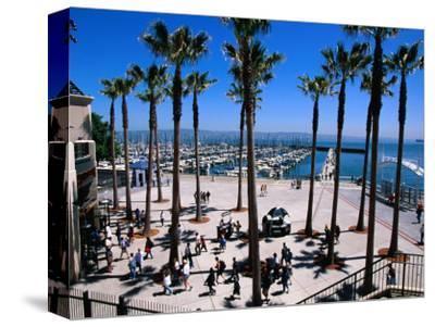 Marina Gate at Pacific Bell Park, San Francisco, California, USA