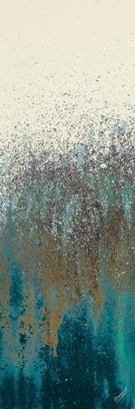Teal Woods II by Roberto Gonzalez
