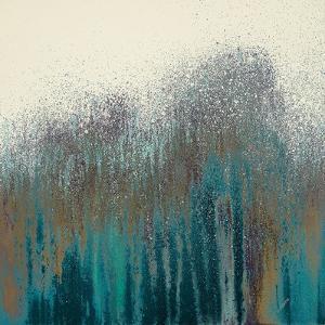 Teal Woods by Roberto Gonzalez