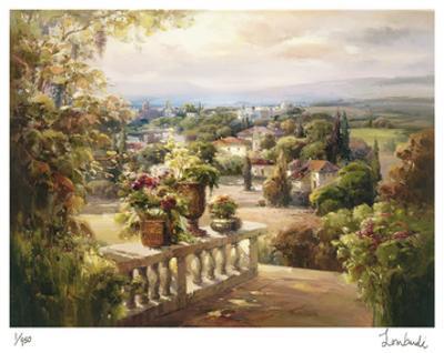 Balcony Paradiso II by Roberto Lombardi
