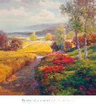 Fields of Lavender-Roberto Lombardi-Art Print