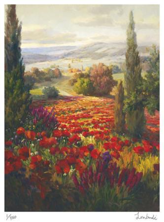 Fields of Italia II by Roberto Lombardi