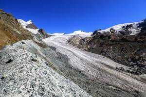 Findelgletscher in the Mount Rosa Massif by Roberto Moiola