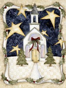 Christmas Church by Robin Betterley