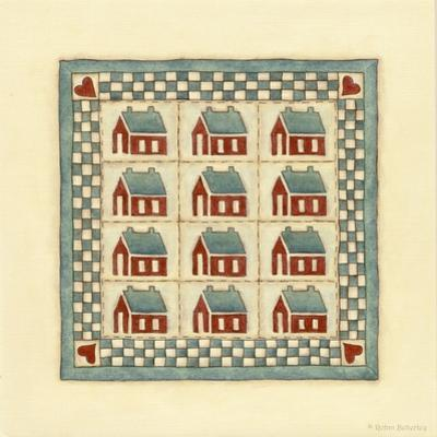 House Patchwork by Robin Betterley