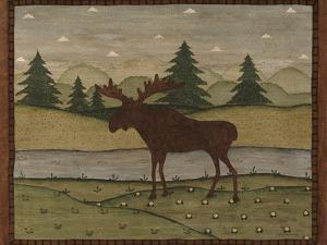 Moose by Robin Betterley