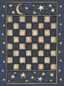 Star Checkerboard by Robin Betterley