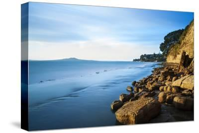 Mairangi Bay Coastal Walk Just after Sunrise