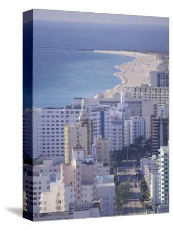 Collins Avenue, Miami Beach, Florida, USA