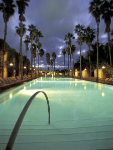 Delano Hotel, South Beach, Miami, Florida, USA by Robin Hill